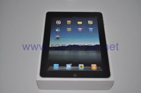 Review Tablet PC aPad M003 2