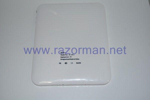 Review Tablet PC aPad M003 5