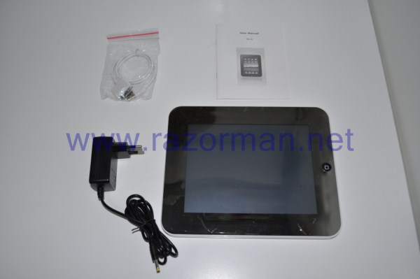 Review Tablet PC aPad M003 7