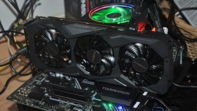 Review Gigabyte Radeon RX5500 XT Gaming OC 8 GB 7