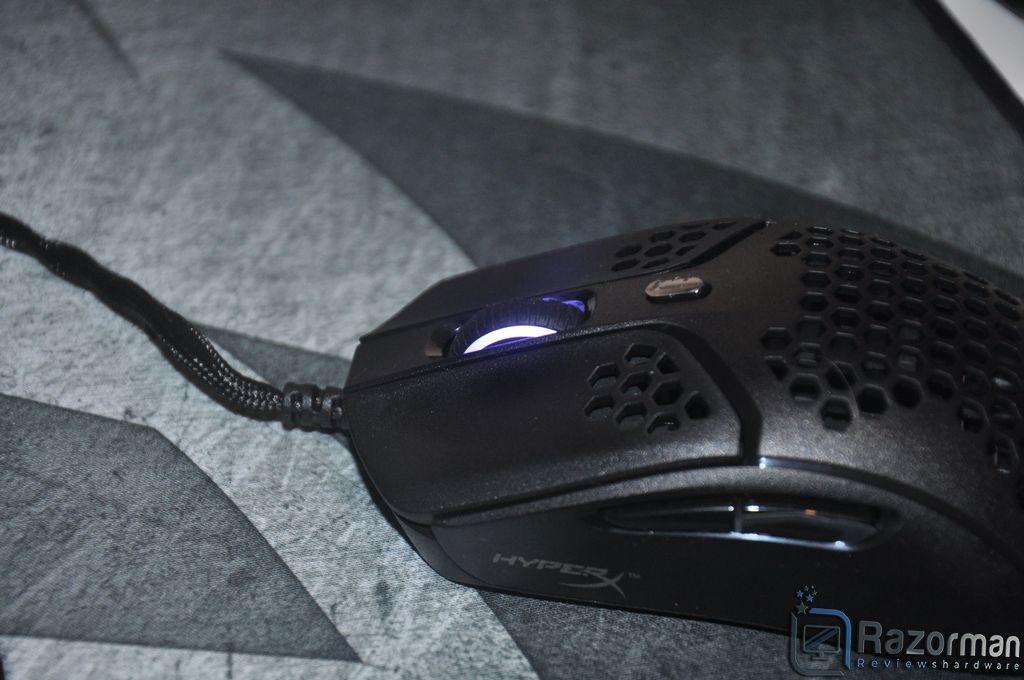 Review HyperX Pulsefire Haste 21