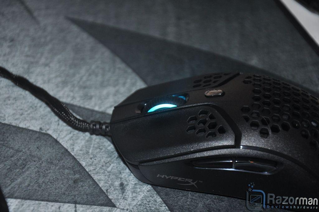 Review HyperX Pulsefire Haste 22