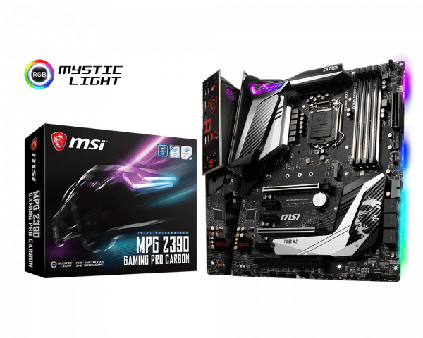 Review MSI MPG Z390 Gaming Pro Carbon 1