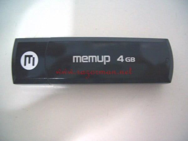Review memoria USB MEMUP Speed Key 4 Gb 3