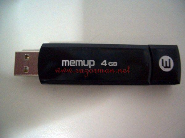 Review memoria USB MEMUP Speed Key 4 Gb 5