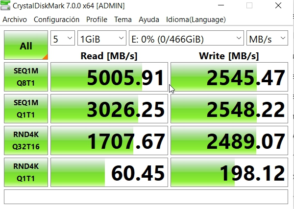 Review Seagate Firecuda 520 500 GB 12