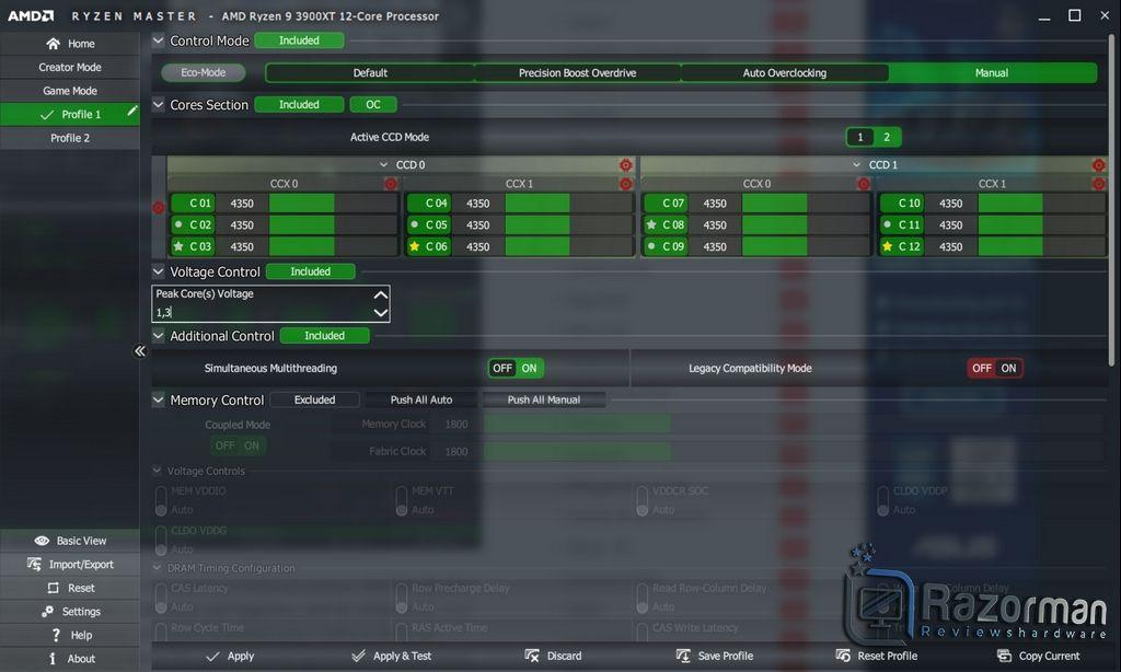 Review AMD Ryzen 9 3900XT 41