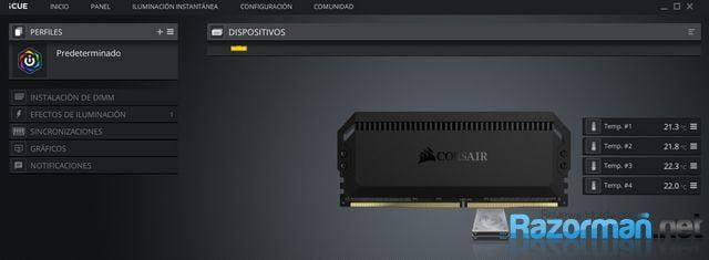 Review Corsair Dominator Platinum RGB 4