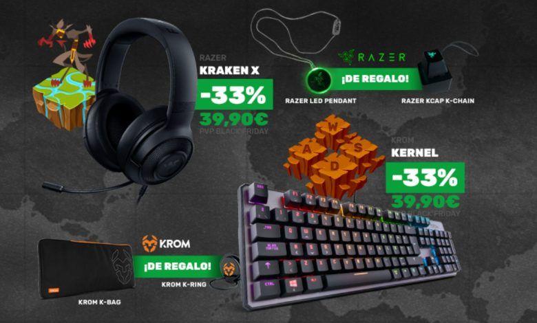 Versus Gamers conquista el Black Friday 1