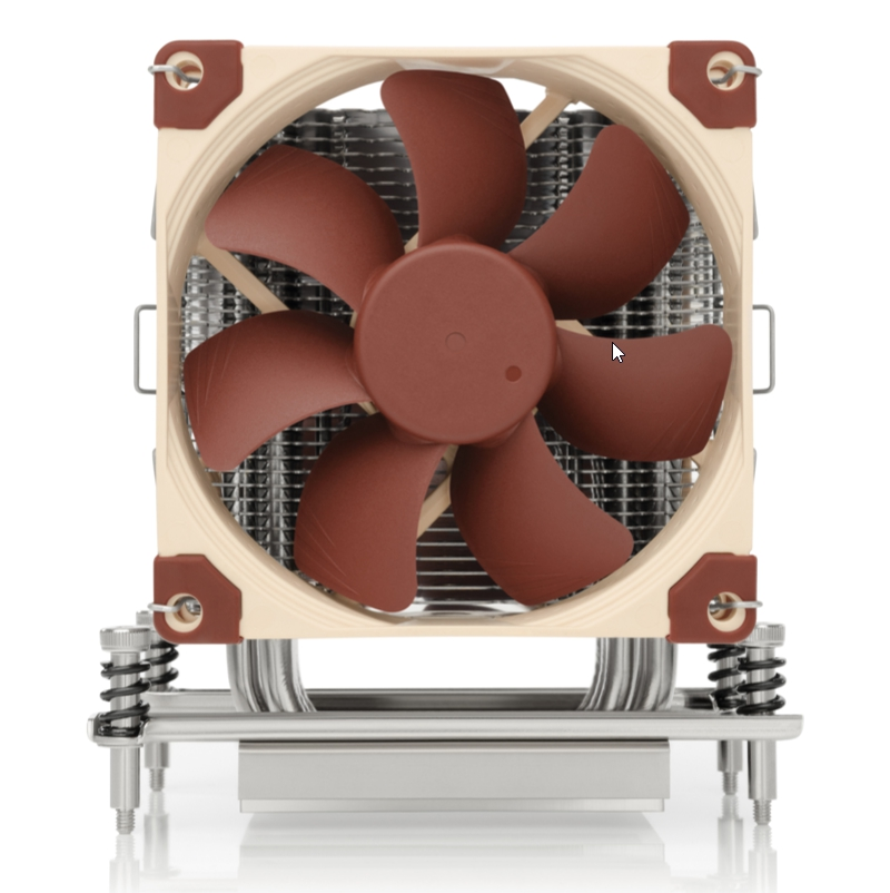 Review NOCTUA NH-U9 TR4-SP3 1