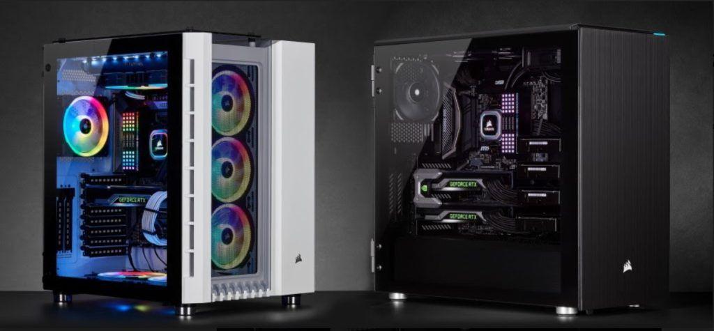 CORSAIR lanza los chasis Crystal Series 680X RGB y Carbide Series 678C 1