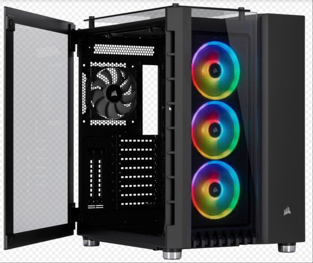 CORSAIR lanza los chasis Crystal Series 680X RGB y Carbide Series 678C 2