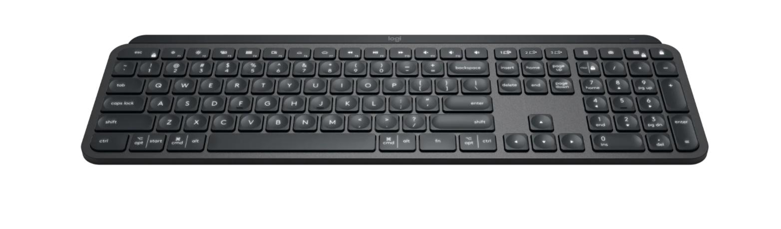Review Logitech MX Keys 1