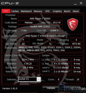 Review MSI MAG B550 Tomahawk 45