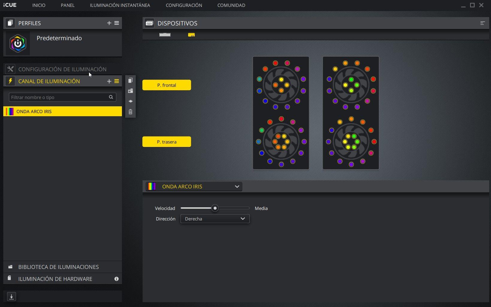 Review Corsair QL120 RGB 13