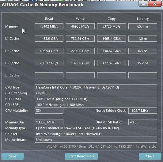Review Kingston HyperX Savage DDR4 2666 Mhz 3