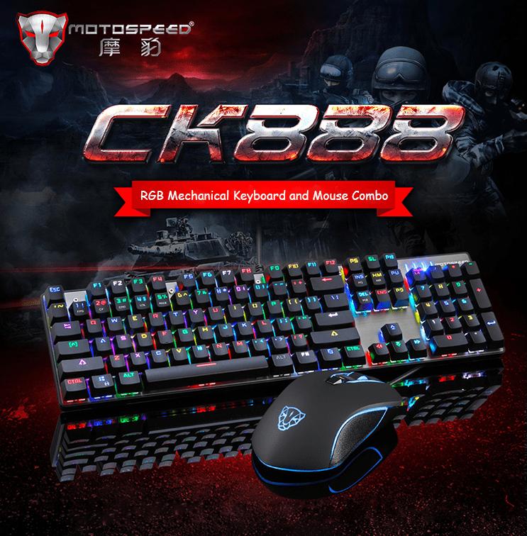 Review Motospeed CK888 1