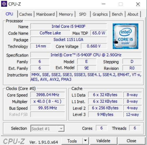 Review Asus Prime Z390-A 6