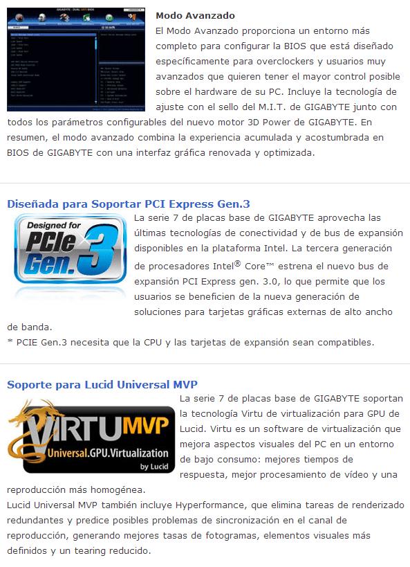 Review Placa Base Gigabyte Z77X-UP5TH 14