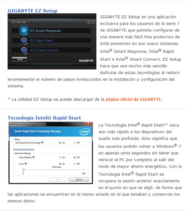 Review Placa Base Gigabyte Z77X-UP5TH 18