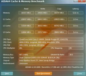 Review Placa Base Gigabyte Z77X-UP5TH 65
