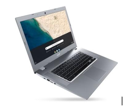 Acer Chromebook 315: primer Chromebook equipado con procesadores AMD serie A con tarjeta gráfica Radeon™ 1