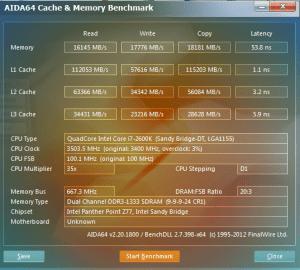Review Placa Base Gigabyte Z77X-UP5TH 64