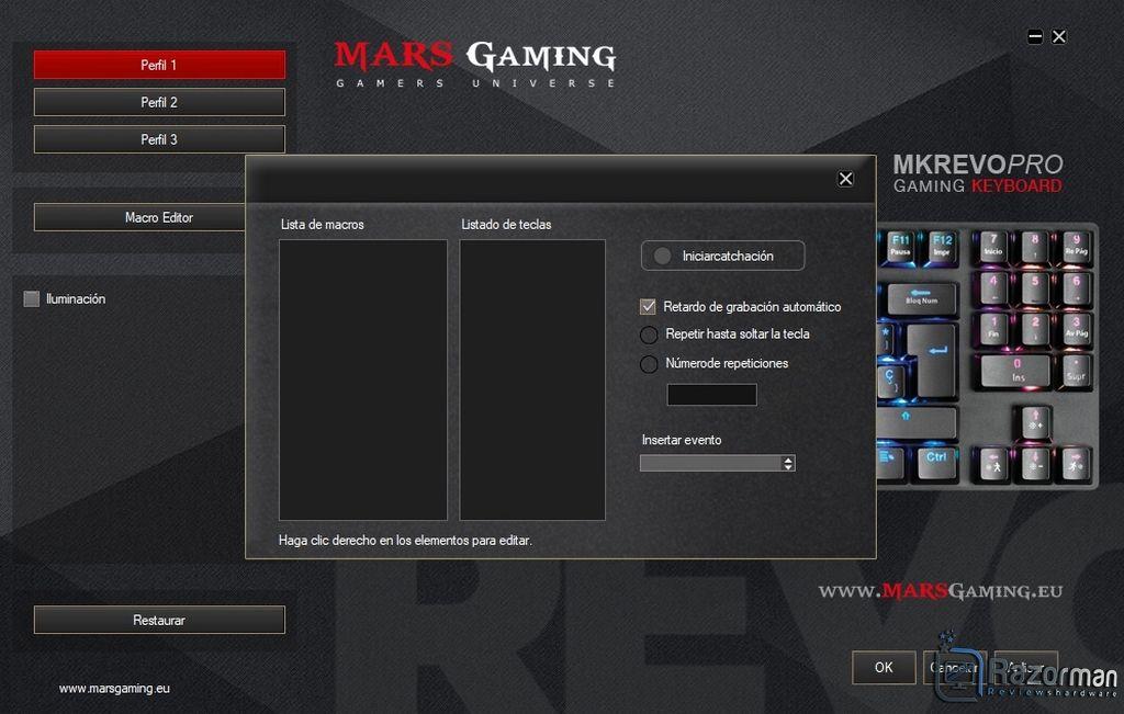 Review Mars Gaming MKREVO PRO 23