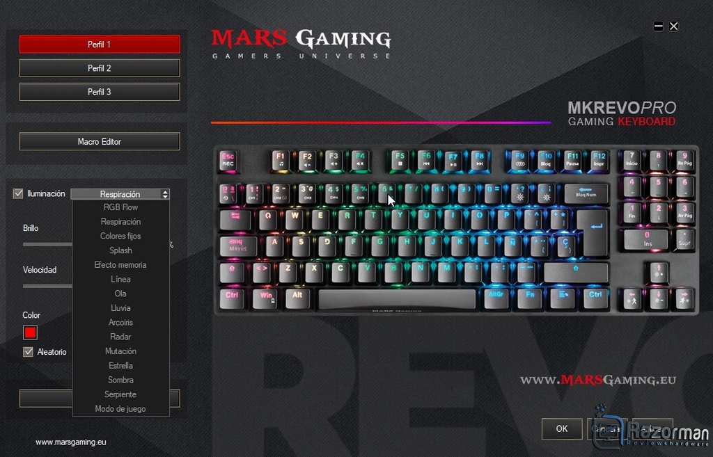 Review Mars Gaming MKREVO PRO 25