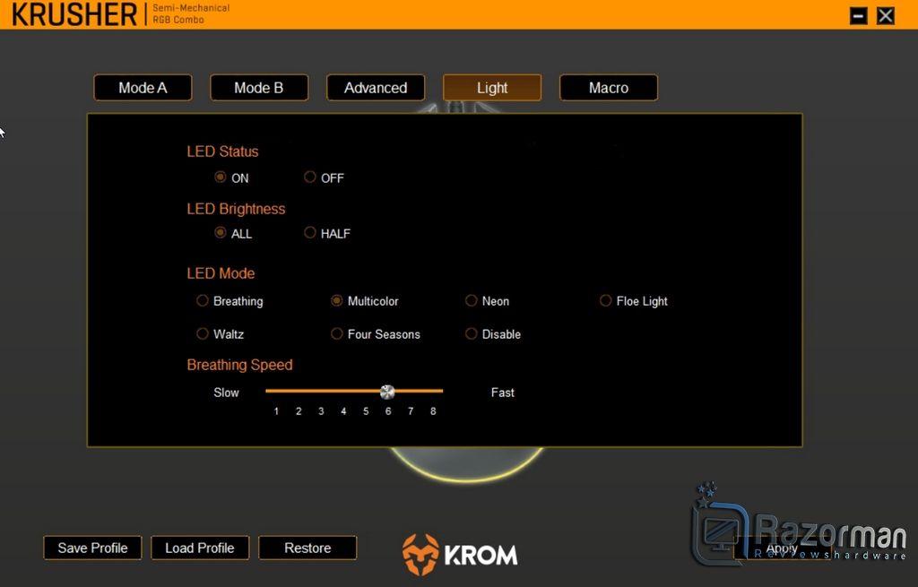 Review KROM KRUSHER 25