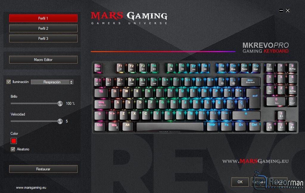 Review Mars Gaming MKREVO PRO 24