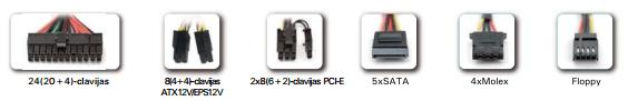 Review Antec VP550P 2