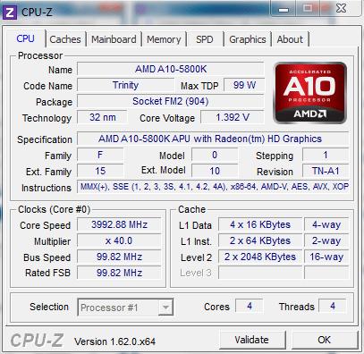 Review Gigabyte GA-F2A85X-UP4 y APU AMD A10 5800K 56