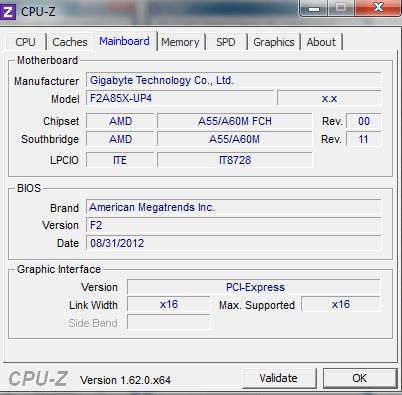 Review Gigabyte GA-F2A85X-UP4 y APU AMD A10 5800K 57