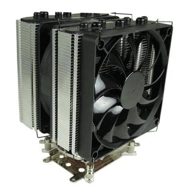 Review disipador CPU NOCTUA NH-C14 1