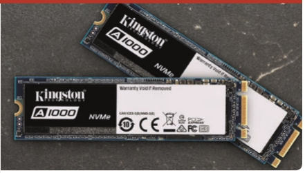 Review Kingston A1000 NVMe 480 GB 1