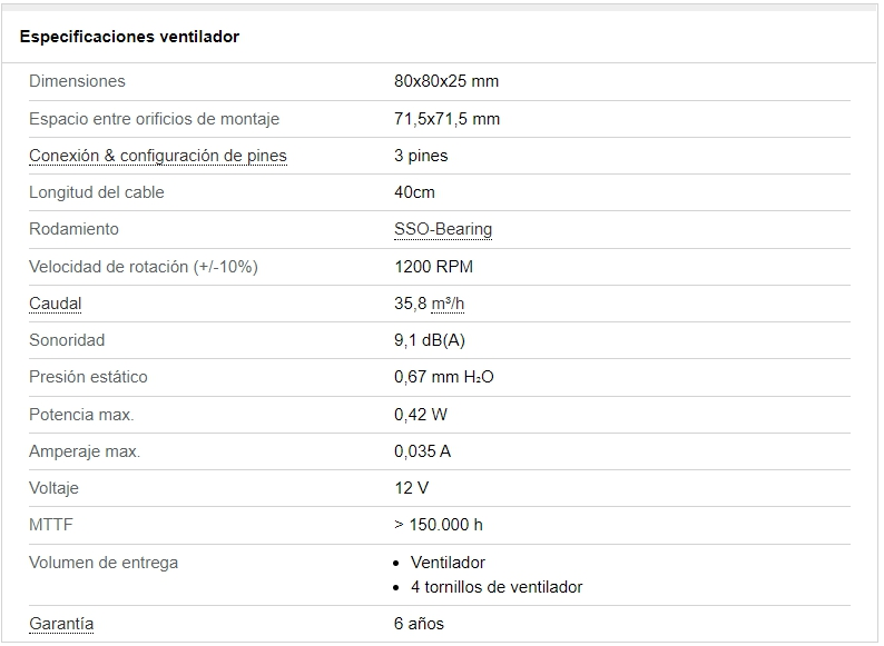 Review Noctua NF-R8 Redux 1200 y Noctua NF-B9 Redux-1600 PWM 2