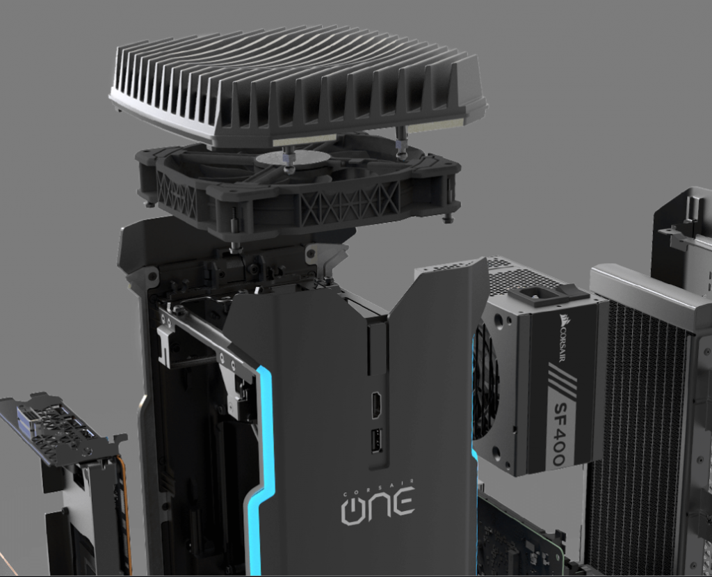 Review Corsair ONE 2
