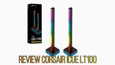 Photo of Review Corsair iCue LT100