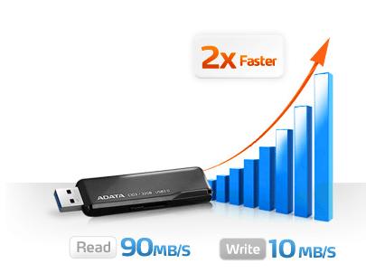 Review memoria USB 3.0 ADATA C103 16 Gb 1