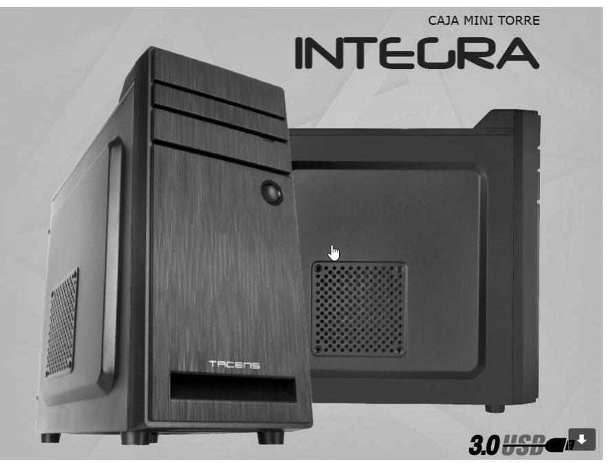 ALU II e INTEGRA: los nuevos lanzamientos de Tacens 2