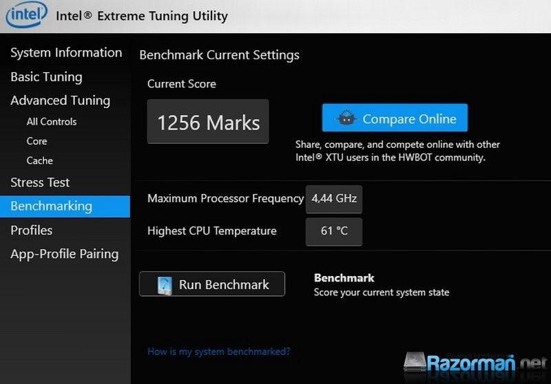 Review Intel Core i7 7700K 23