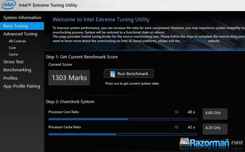 Review Intel Core i7 7700K 30
