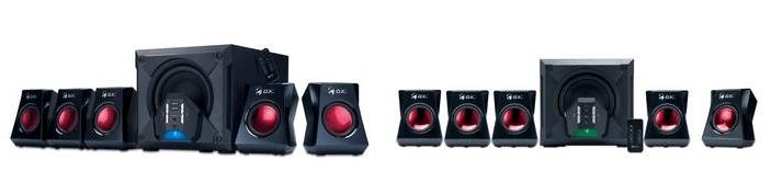 Genius SW-G5.1 3500 5.1 CH
