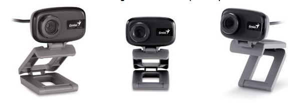 Camara web facecam de genius