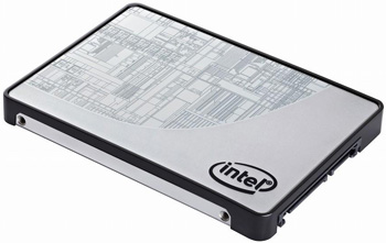 Nuevo SSD de Intel de 180 GB