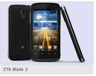 ZTE Blade 3