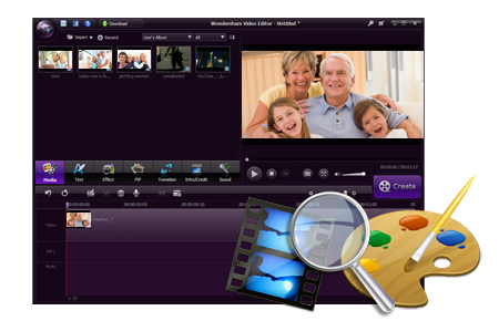 wondershare-video-editor-editing