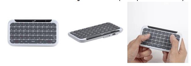 MiniLuxePad de Genius