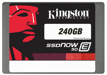 Kingston SSDNow E50